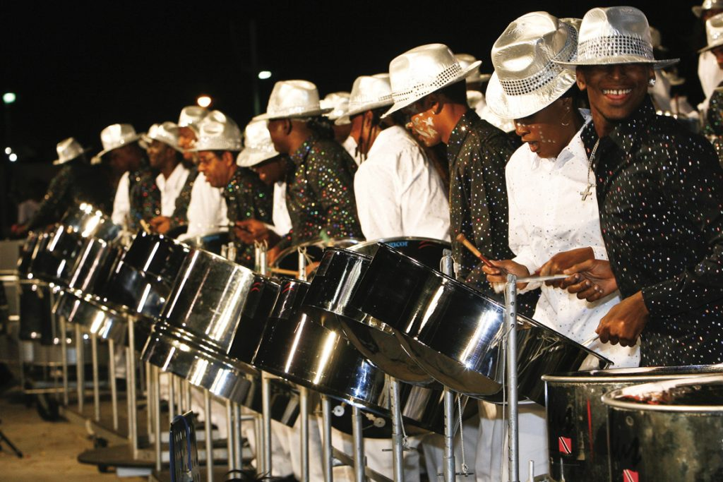 Exodus steelband at Panorama